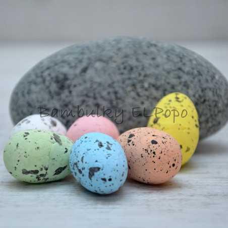 Polystyrenové vajíčko mix barev (v bal. 6ks)