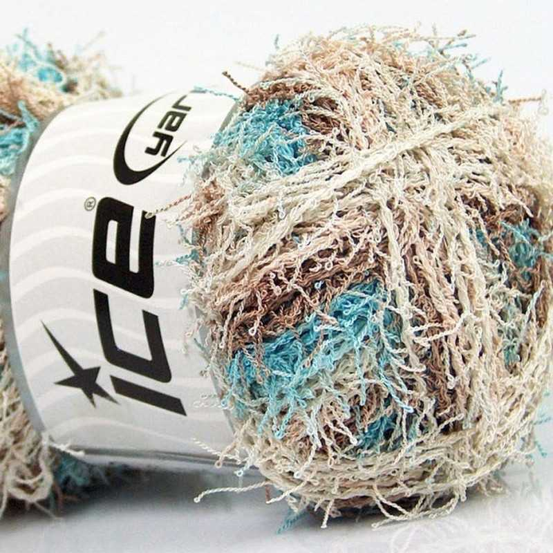 Scrubber Twist Color Turquoise
