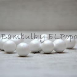 Polystyrenové kuličky bílé (bal. 30ks)