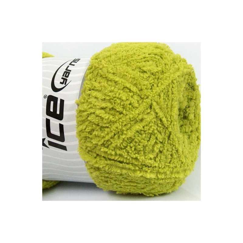 Puffy zelená