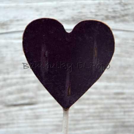 Zápich srdce velké č. 4