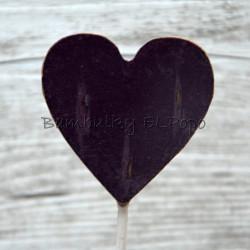 Zápich srdce malé č. 4